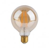 Bombilla LED Filamento Vintage 6W E27 G80 Gold Area-led - Iluminación LED