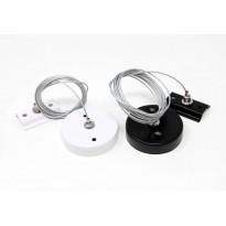 Kit suspenso para Calha Monofásico Area-led - Iluminación LED