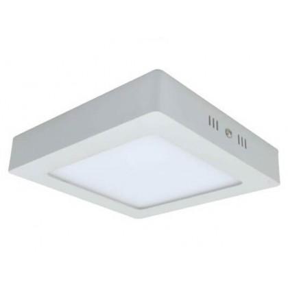 Plafón LED Superficie cuadrado 15W 120º- Interior Area-led