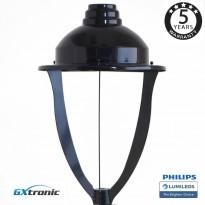 Farola Vera Aluminio LED 40W LUMILEDS Area-led - Iluminación LED