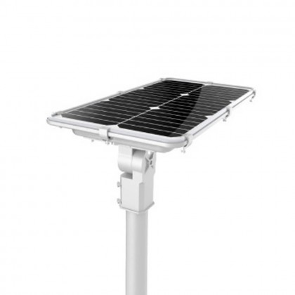 Farola LED Solar PROFESIONAL - ALL IN ONE - con Sensor de Movimiento 4250lm Area-led
