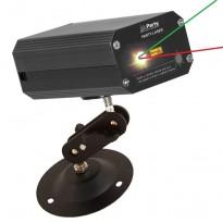 Mini Laser Black - 2 Colores - Verde y Rojo Area-led - Led De Iluminação De Entretenimento