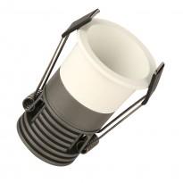 Empotrable LED 5W Blanco Bridgelux Chip - 40° - UGR11 Area-led - Downlights Led