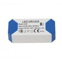 Driver para Luminarias LED de hasta 24W 300mA Area-led - Fontes De Alimentação