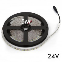 Tira LED Flexible interior 18W*5m 2835 24V Area-led - Fitas Led E Neon Led