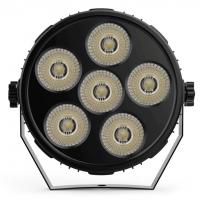 Foco Mini PAR LED 36W MONTANA RGBW 4 en 1 + Mando Area-led - Led De Iluminação De Entretenimento