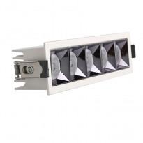 Empotrable LED 25W OSRAM Chip PALACE 24º UGR17 140lm/W Area-led - Downlights Led