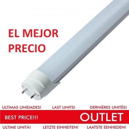 Tubo LED 18W Aluminio 180º 120cm