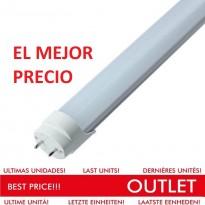 Tubo LED 18W Aluminio 180º 120cm - Iluminación LED