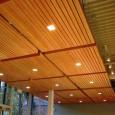 Placa LED Cuadrada Acero Inox 18W 120° IP40 Area-led