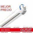 Tubo LED ROTATORIO 9W Aluminio 180º 60cm Area-led