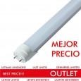 Tubo LED 12W Aluminio 180º 90cm Area-led