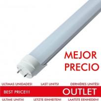 Tubo LED 9W Aluminio 180º 60cm - Tubos E Telas De Led