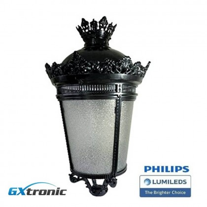 Farola Palacio Aluminio LED 40W LUMILEDS Area-led
