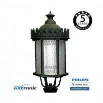 Farola Florida Aluminio LED 40W LUMILEDS Area-led - Iluminación LED