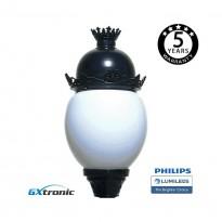 Farol Avenida Aluminio LED 40W LUMILEDS Area-led - Iluminación LED