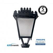 Farol Alcazar Aluminio LED 40W LUMILEDS Area-led - Iluminación LED