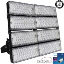 Projector LED 960W MATRIX Bridgelux Chip 240Lm/W - 20º Area-led