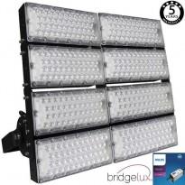 Proyector LED 960W MATRIX Bridgelux Chip 240Lm/W - 20º Area-led
