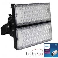 Projector LED 240W MATRIX Bridgelux Chip 240Lm/W - 20º Area-led
