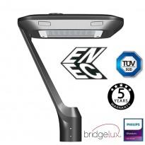 Farola LED 10W-100W ETNA Philips Driver Programable SMD5050 240Lm/W Area-led