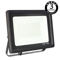 Foco Proyector Exterior Negro LED 50W ACTION IP65 Area-led -