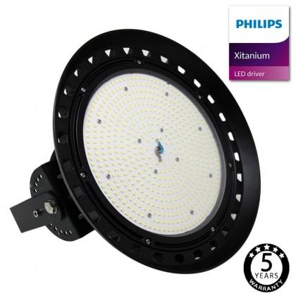 Campana LED 100W XITANIUM Driver Philips UFO IP65 Area-led