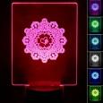 Lámpara de Mesa 3D RGB - LOVE ANIMALS - Area-led