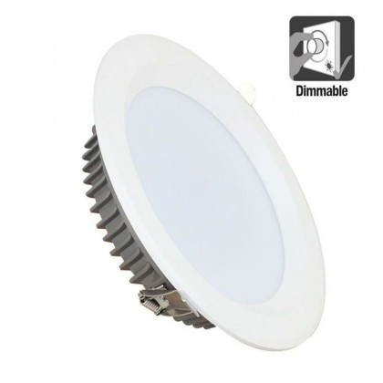Downlights LED 40W 120º IP20