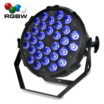 Foco LED 300W DALLAS PRO RBG+W 4 in 1 DMX Area-led
