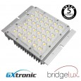 Módulo Optico LED 50W BRIDGELUX Chip SMD5050 8D para Farola Area-led