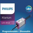 Módulo Optico LED 10W-65W Philips Driver Programable BRIDGELUX Chip SMD5050 8D para Farola Area-led