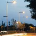 Farola LED NIZA SMD 2835 50W OSRAM Chip 70º x 140º Area-led