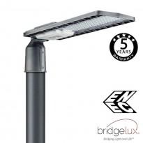 Farola LED 100W HALLEY BRIDGELUX Chip 140lm/W Area-led - Iluminación LED