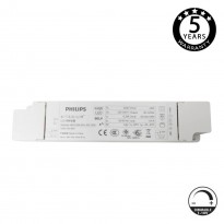Driver DIMABLE XITANIUM Philips para Luminarias LED de hasta 44W - 1050mA - 5 años Garantia Area-led