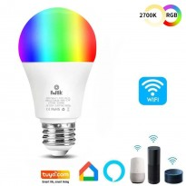Bombilla LED 10W SMART Wifi RGB+CCT - A60 Regulable - E27 Area-led - Eficiencia Y Ahorro Domotica