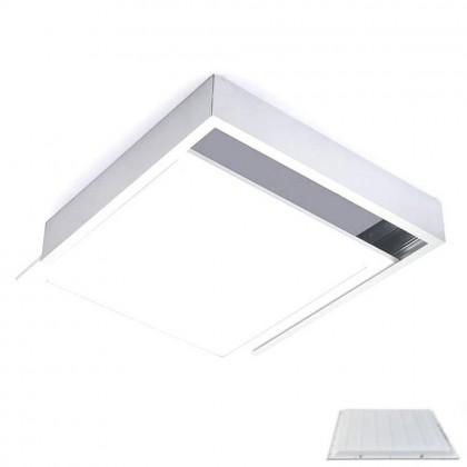 Kit de superficie Blanco Panel 60x60 - Altura 65mm Area-led
