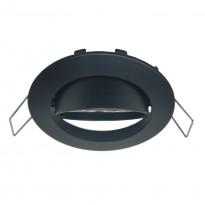 Aro Redondo Orientable para dicroica LED GU10 MR16 - Ø84mm - Aluminio Area-led - Lamparas Y Bombillas Led