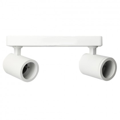 Aplique de Techo Blanco para 2x GU10 Area-led