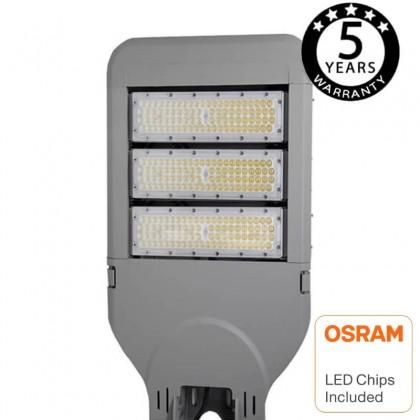 Farola LED 150W OSRAM MAGNUM DOB - 2 Módulos - Aluminio Area-led