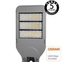 Farola LED 150W OSRAM Chip MAGNUM AIR - 160Lm/W 136ºX78º Area-led