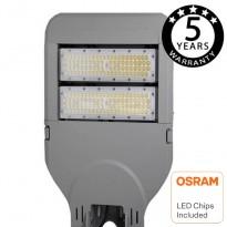 Farol LED 100W OSRAM Chip MAGNUM DOB 160Lm/W 90º Area-led - Iluminación LED