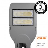 Farola LED 100W OSRAM Chip MAGNUM DOB 160Lm/W 136ºx78º Area-led