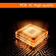 Plafón LED circular superficie 8W - OSRAM CHIP DURIS E 2835 Area-led