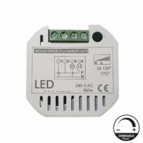 Regulador para pulsador de pastilla para LED - TRIAC Area-led