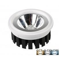 Lâmpada LED AR111 20W 60° CRI +90 - LUZ SELECIONÁVEL - CCT - Area-Led - Lamparas Y Bombillas Led