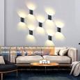 Aplique LED HORTEN 10W Exterior Area-led