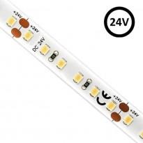 Tira LED 24V | 120xLED/m | 5m | SMD2835 | 1560Lm | 10W/M | IP20 Area-led - Fitas Led E Neon Led