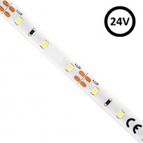 Tira LED 24V | 60xLED/m | 5m | SMD2835 | 780Lm | 5W/M | IP20 Area-led - Fitas Led E Neon Led
