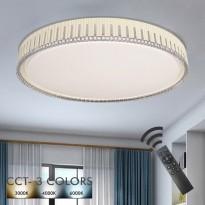 Plafón LED 36W VANTAA - Dimable - CCT + Mando Control Area-led